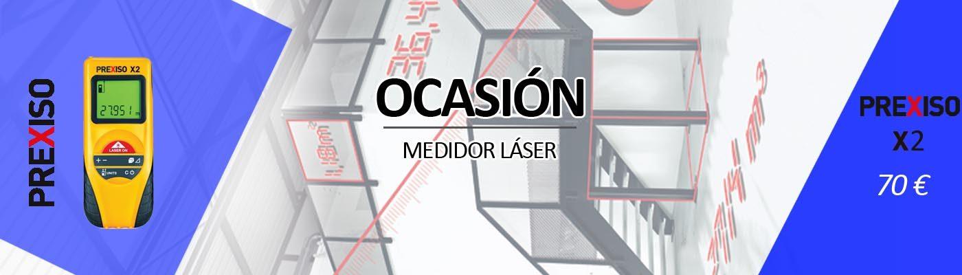 Medidor Láser PREXISO X2