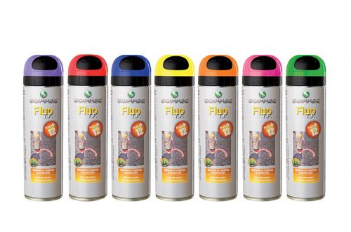 pack spray Soppec fluo