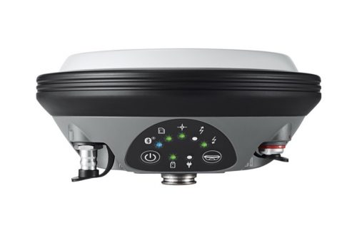 antena gnss leica viva gs16 front