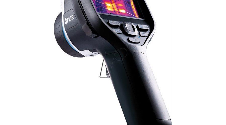 Video Ocasión Cámara termográfica FLIR E40