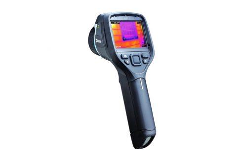 camara termografica flir e60 left