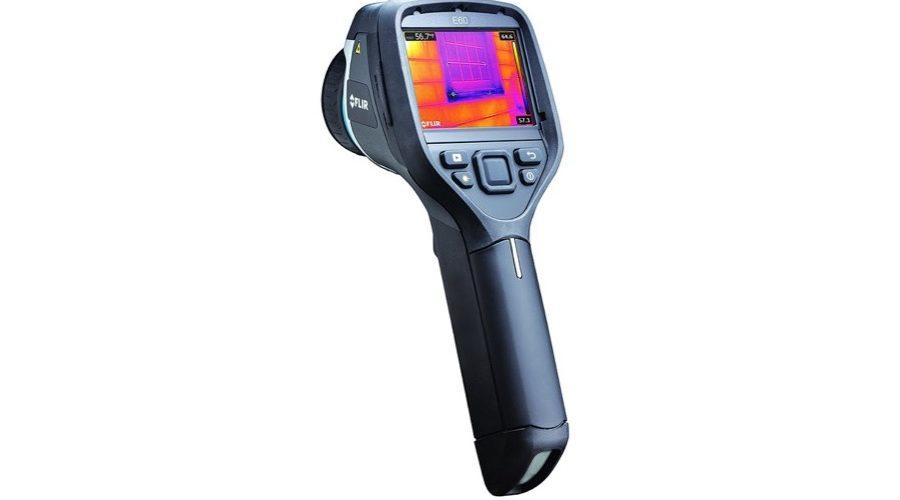 Video Ocasión Cámara termográfica FLIR E60