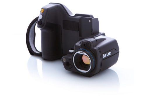 camara termografica flir t460 con lente 25 front