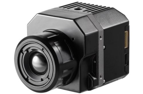 flir vue 640 19mm left