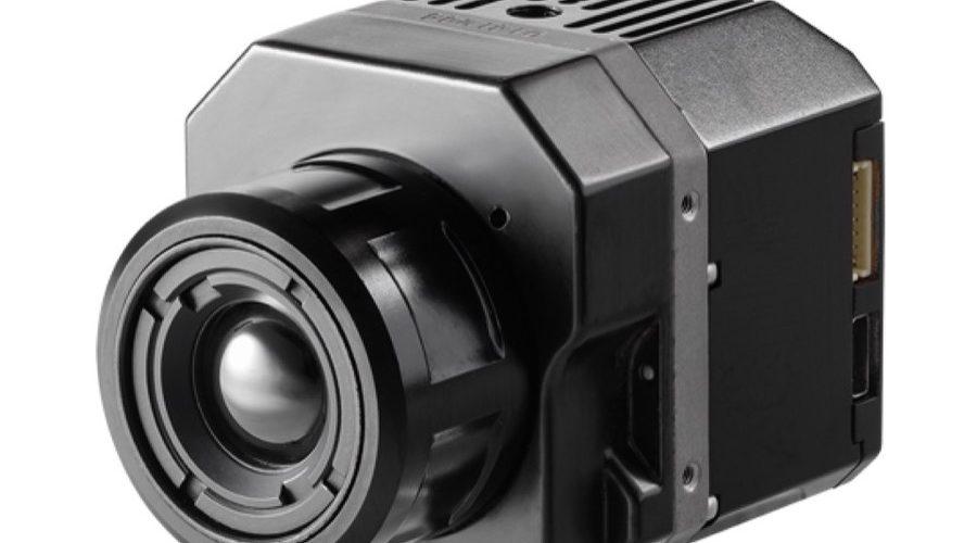 Video FLIR VUE PRO 640 13mm