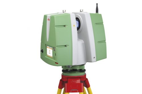 leica scanstation p16 front