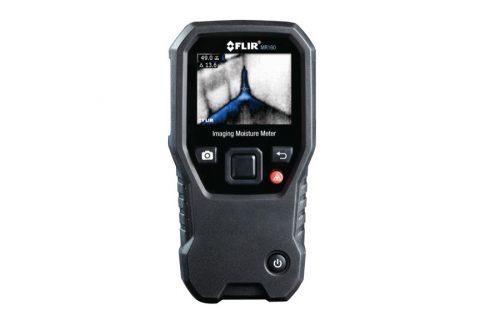 medidor de humedad termografico mr160 front