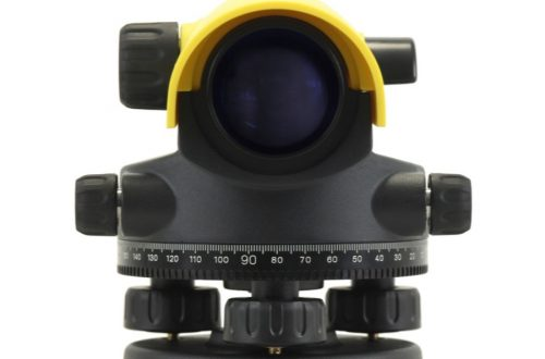 nivel optico leica na520 front