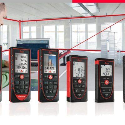 medidor laser medidor de distancias Leica DISTO