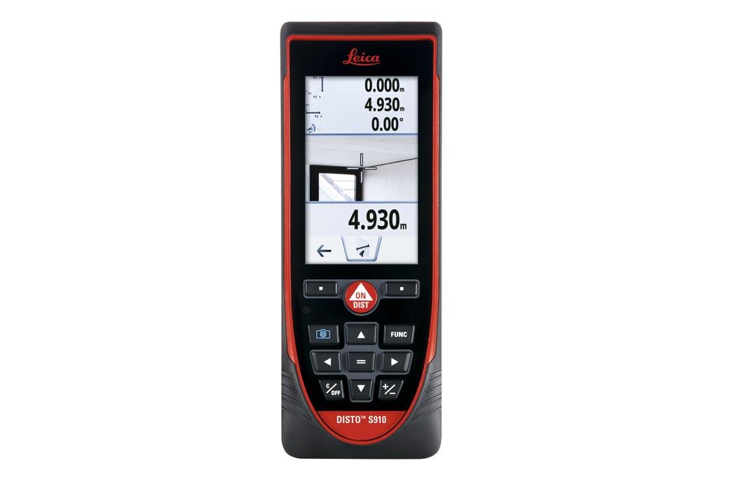 medidor laser medidor de distancias Leica DISTO S910