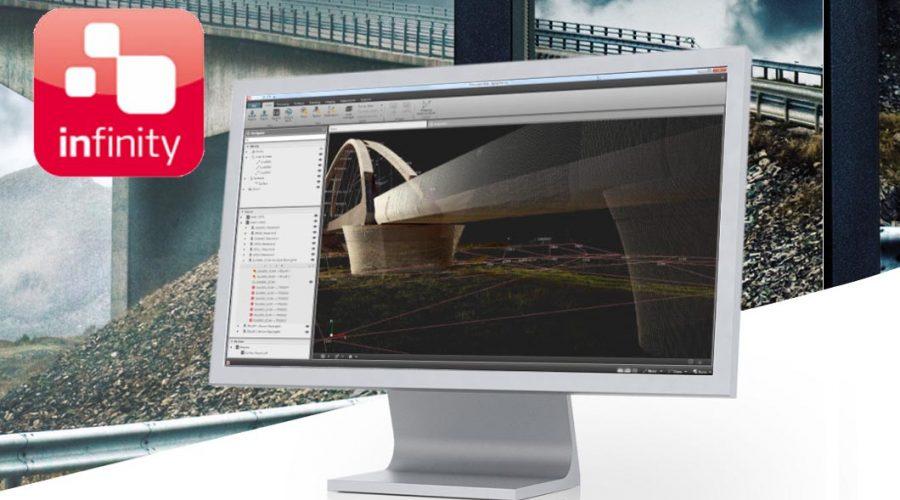 Video Software Procesamiento de estructuras Leica Infinity