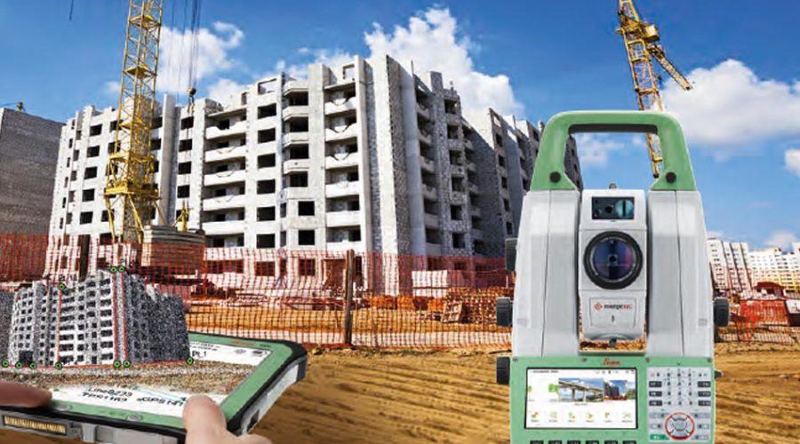 Video Estación Total Leica Nova MS60 con Leica Captivate