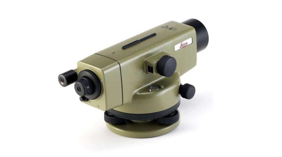 Video Niveles ópticos Leica NA2 / NAK2