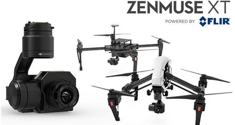 DRON + CÁMARA + SOFTWARE
