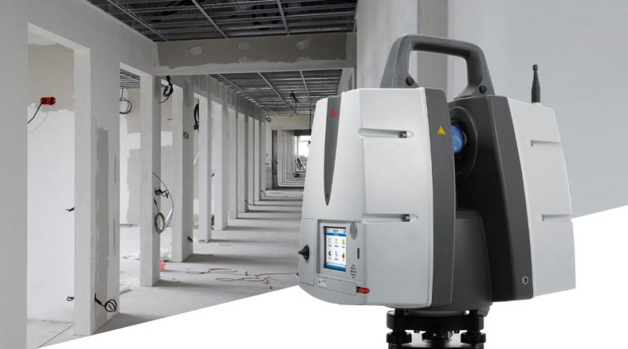Video Láser escáner Leica ScanStation P30