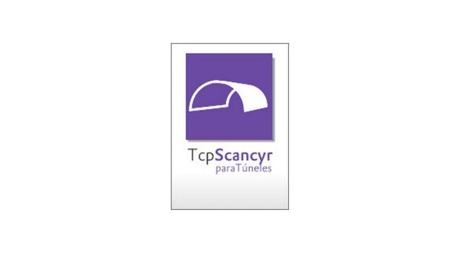 Video TCP Scancyr V2 Aplitop. Secciones de túneles a partir de nube 3D