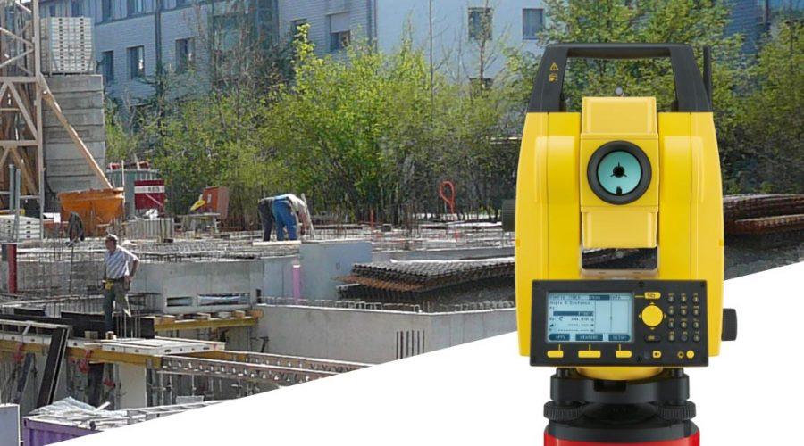 Video Teodolito Leica Builder