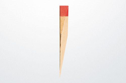 Estaca de punta sesgada 50cm