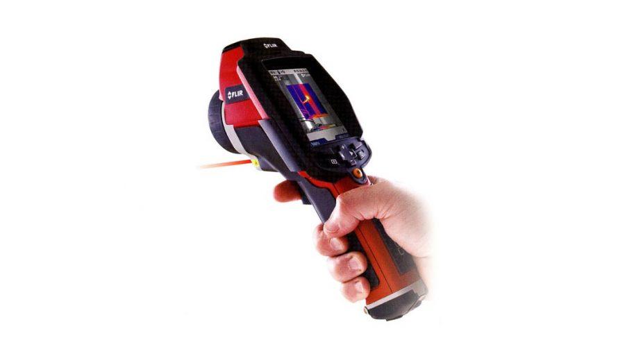 Video Ocasión Cámara termográfica FLIR I60