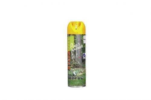 Trazador forestal amarillo