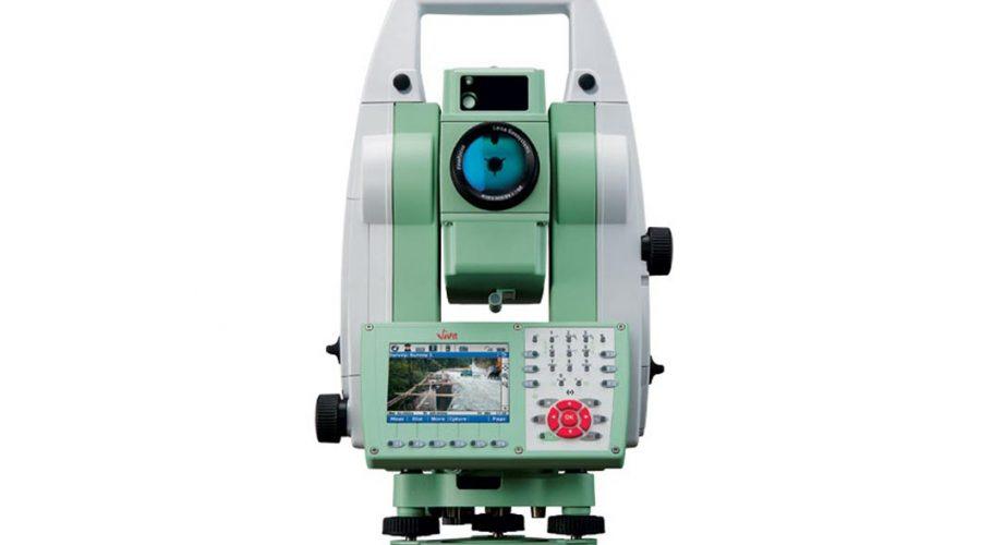 Video Ocasión Estación Total Leica TS15