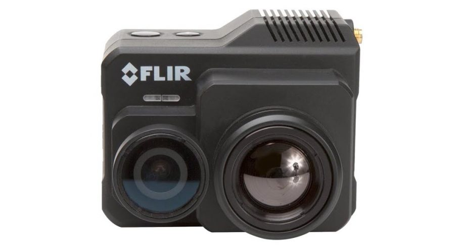 Video Cámara Termográfica FLIR DUO PRO R