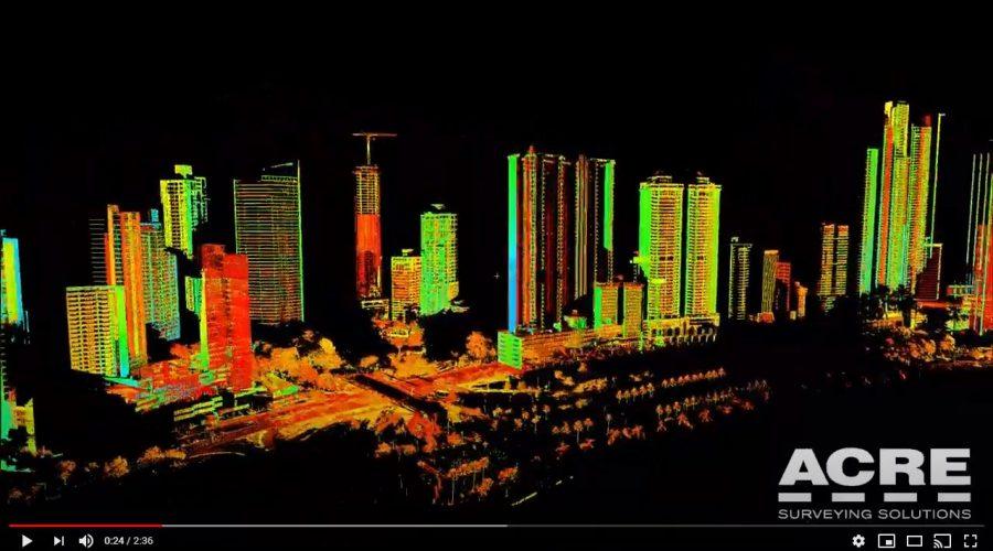 Video Láser Escáner Leica ScanStation P50