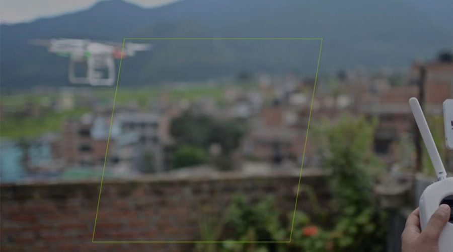 Video Software de vuelo planificado para dron Pix4Dcapture