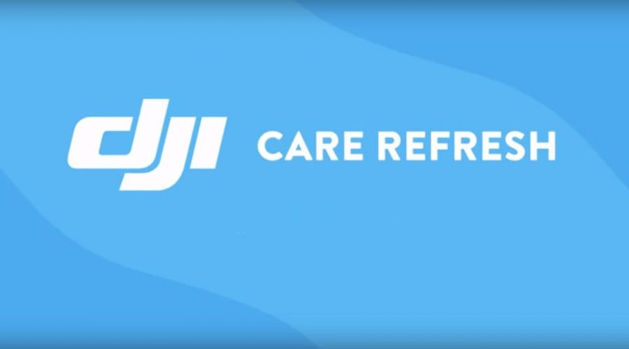 Video Seguro para dron DJI Care Refresh