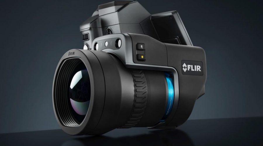 Video Cámara termográfica FLIR T1020