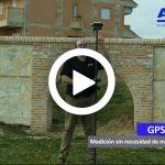 El GPS Leica GS18 T puede medir cualquier sin mantener la verticalidad