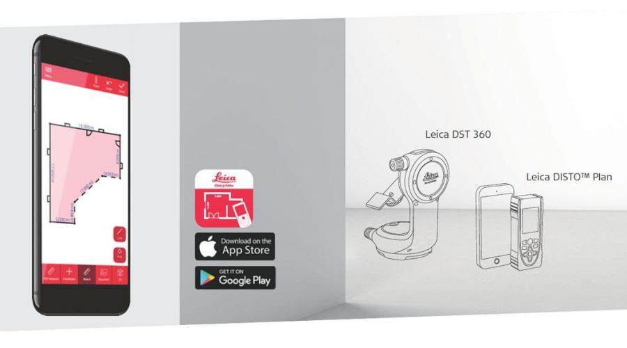 Video Aplicación Leica DISTO™ Plan