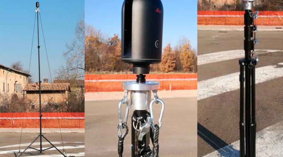 Video Elevador Scan&Go telescópico de acero Uplift 500