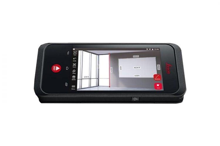 medidor laser medidor de distancias Leica blk 3d