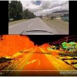 Captura masiva de puntos con Mobile Mapping de Leica Pegasus Two