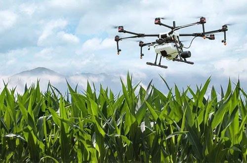 Dron DJI AGRAS-MG1