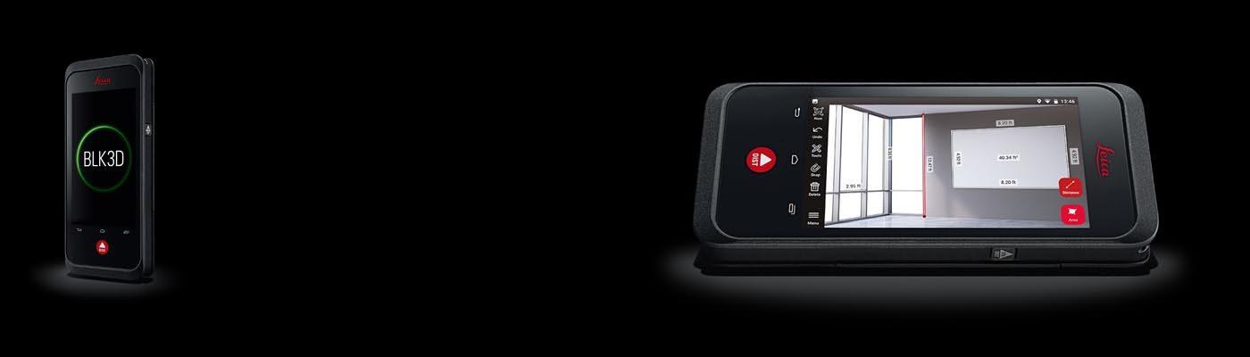 Medidor en 3D Leica BLK 3D
