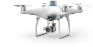 Pack para topografia con dron Phantom 4 RTK, antena D-RTK 2 y Pix4D Mapper