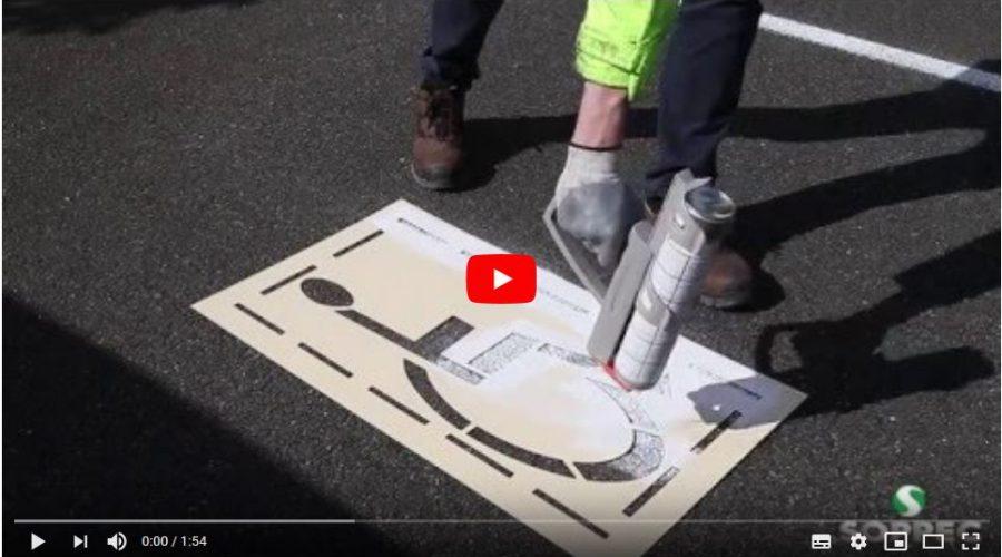 Video Trazador de líneas industrial TRACING SOPPEC