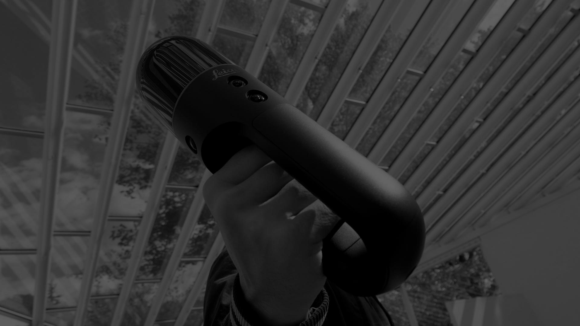 Láser escáner Leica BLK2GO