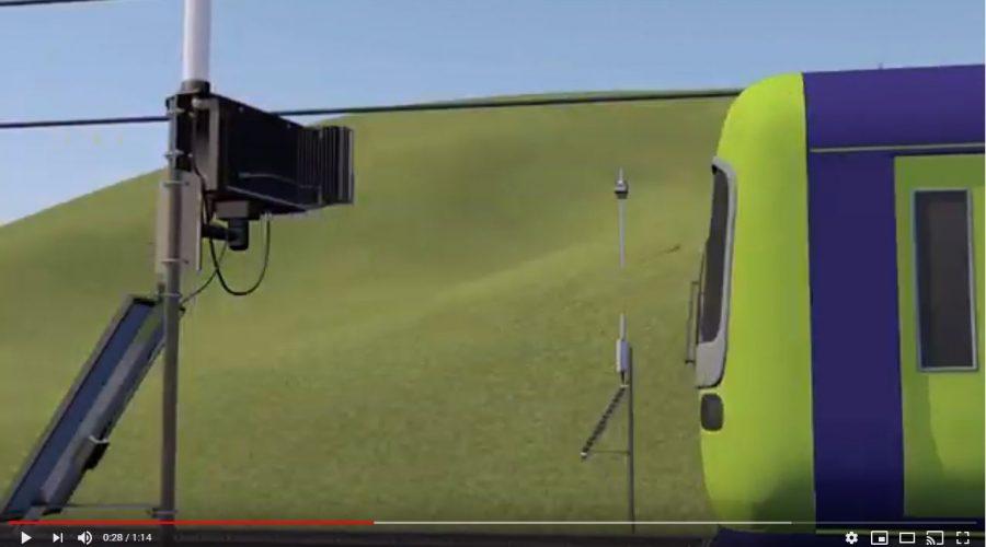 Video Cámara 3G de monitoreo FlatMesh de Senceive