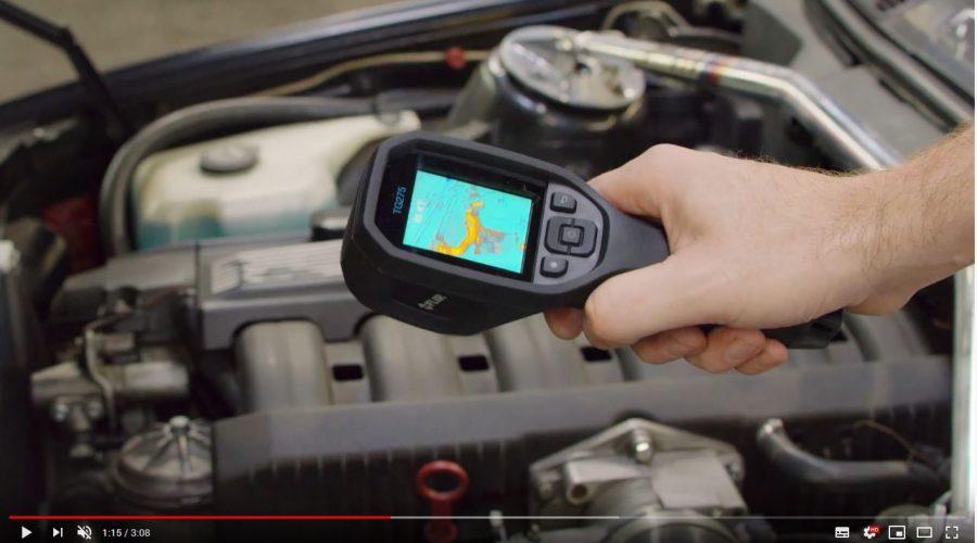 Video Cámara termográfica FLIR TG275
