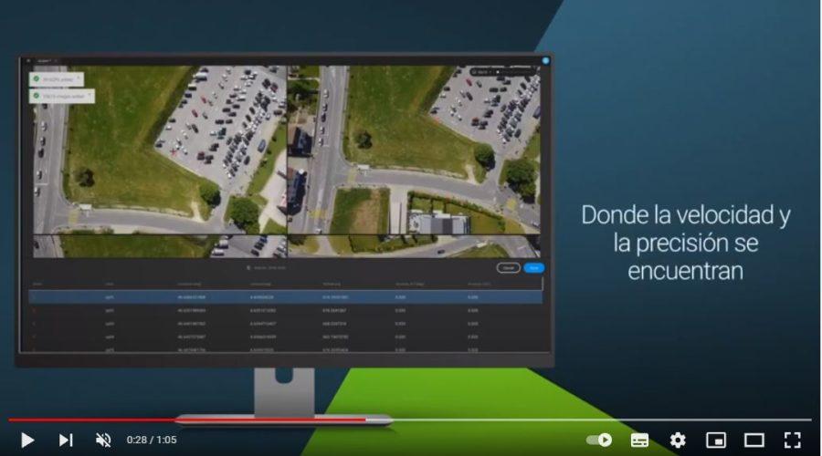 Video Pix4Dmatic: Fotogrametría a gran escala