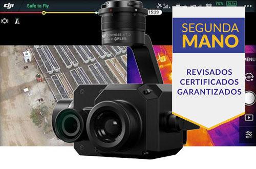 camara-termografica-drones-segunda-mano-outlet-chollo-precio-rebaja-oferta-uav