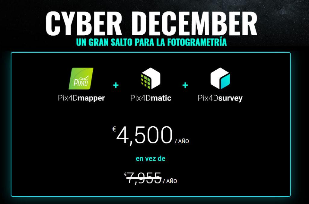 cybermonday-pix4d-mapper-pix4d-matc-pix4d-survey-descuento