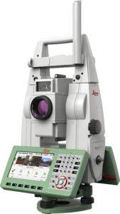 Leica Viva TS16 -estacion-total