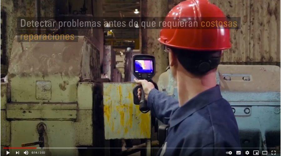 Video Cámara termográfica FLIR E76