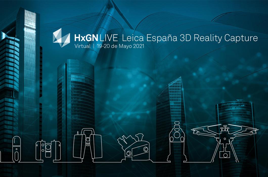 HxGN LIVE España invitacion