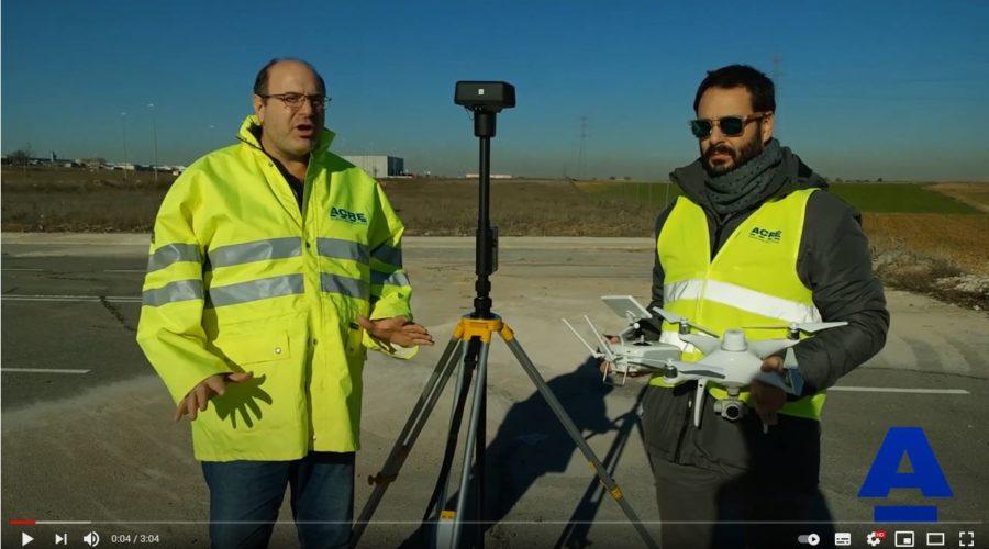 Dron como herramienta indispensable para la topografía